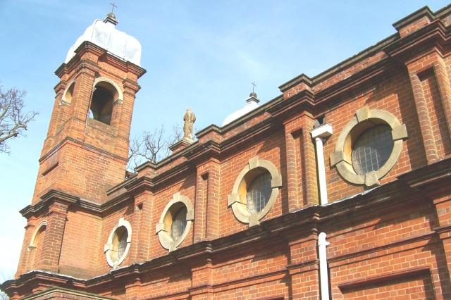 Exterior view belltower